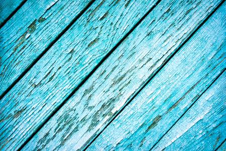 robins: Distressed Vintage Robins Egg, Navy & Baby Boy Blue Grunge Wood Grain Texture Background