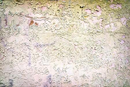tacky: old tacky rough stone wall background Stock Photo