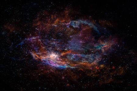 Nebula, science fiction