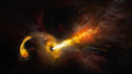Worm hole, science fiction