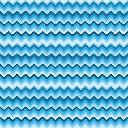 Striped seamless pattern. Vector illustration. Swatch inside