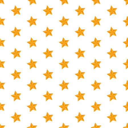 Stars. Seamless pattern. Illustration