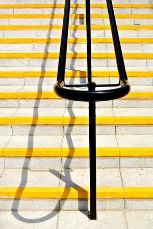 emergency stair: external staircase
