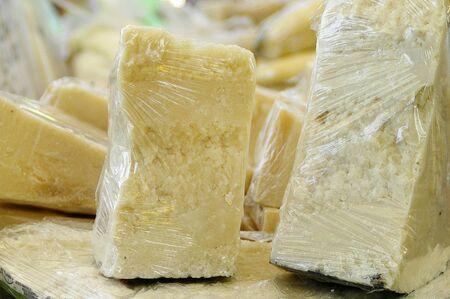 forme: forme de fromage Banque d'images
