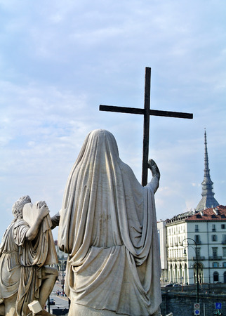 representations: statues of the great mother to Turin