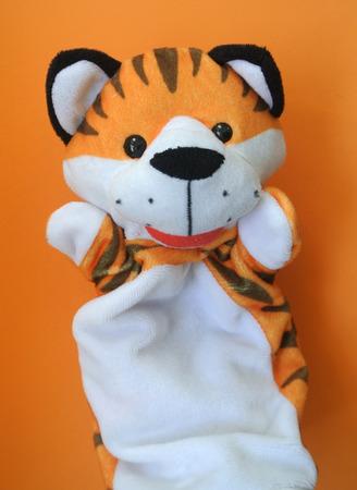 fabric puppet