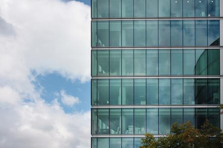 ロンドンのオープンの日の中にロンドンの建物