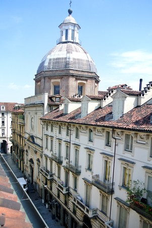 Turin buildings