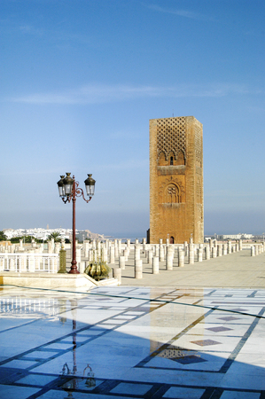 Mausoleum of Moulay Ismail Editorial