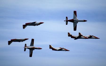 aeronautical show