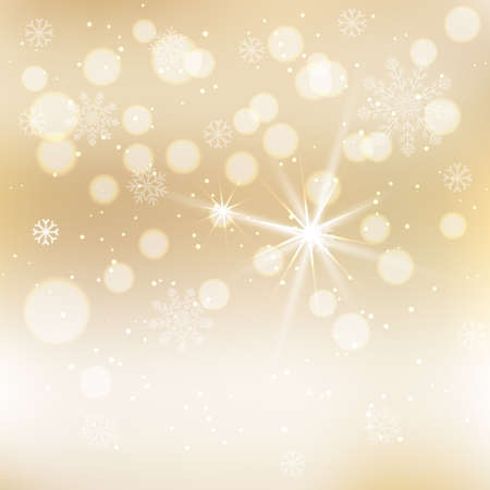 shiny background with snowflakes vector art new