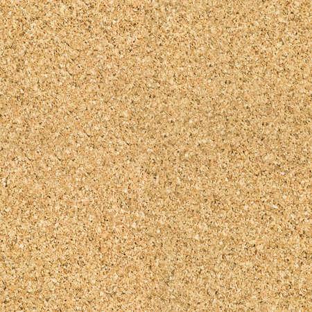 Light cork board surface texture. Seamless background