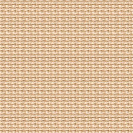 The texture of the rough linen fabric. Seamless background