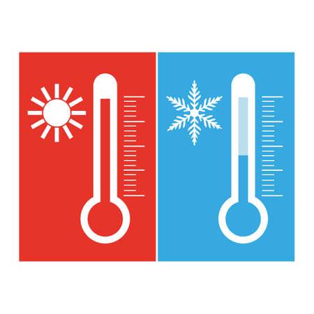 temperature measuring instruments.