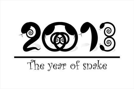 new year card 2013 Stock Vector - 15363484