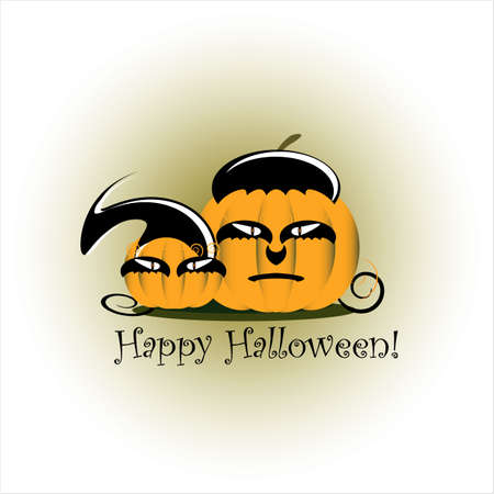 nightmarish: halloween pumpkin