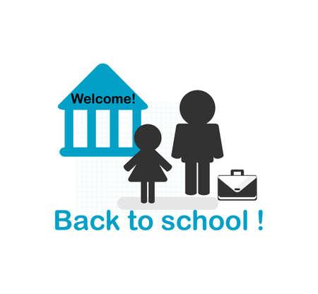 back to school Stock Vector - 22970457