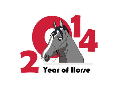 new year of the horse 2014