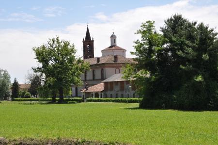abbazia: Abbazia di san giorgio Bernate