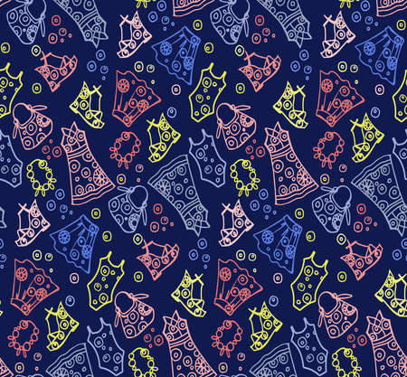 designe: Fashion seamless pattern