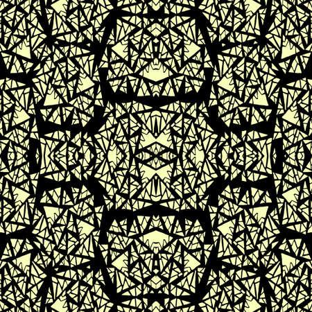 designe: Abstract seamless pattern Illustration