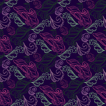 designe: Floral seamless pattern