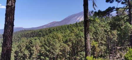 Mount Teide and Teide National Park Tenerife