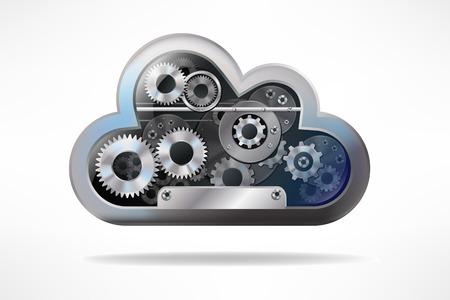 computer software: Cloud