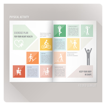 physical fitness: Sport brochure