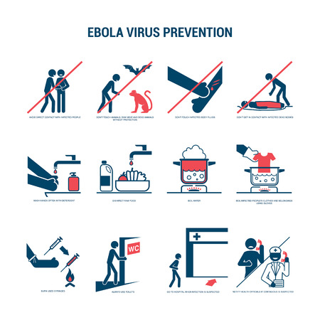 infection prevention: Ebola virus prevention