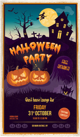 halloween: Halloween party