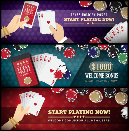 casino chips: Hold
