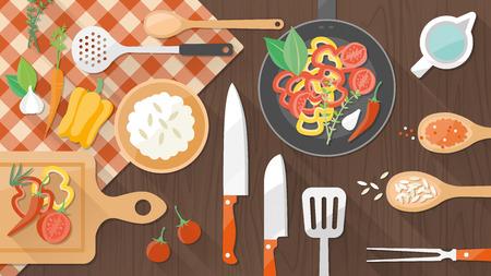 cuchillo de cocina: Herramientas de cocina