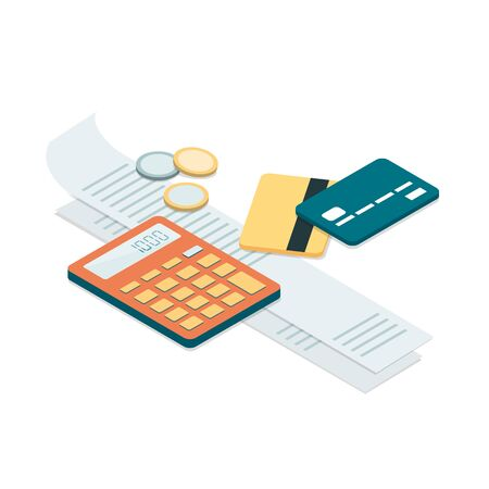 Payments concept illustration. Stock fotó - 85423554