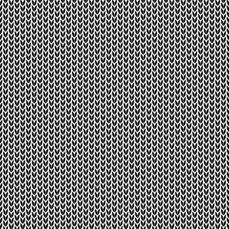 Seamless background from woolen threads. Decorative pattern. Illustration
