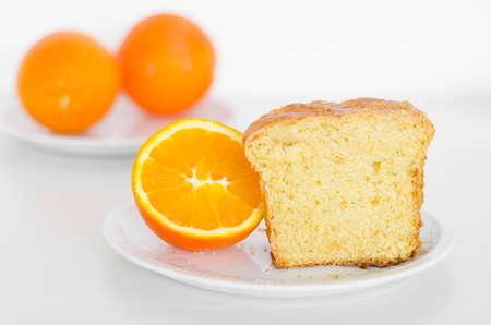 Orange Cake for holidays