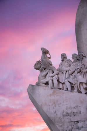 discoveries: Monument to the Discoveries, Lisbon, Portugal, Europe