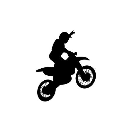 freestyle motorcross trick