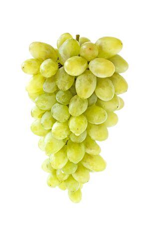 White grape isolated Stock Photo