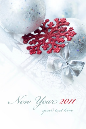 New Year's card