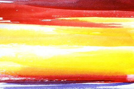 Bright watercolor background Stock Photo