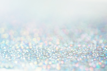 Unfocused abstract holiday bokeh background