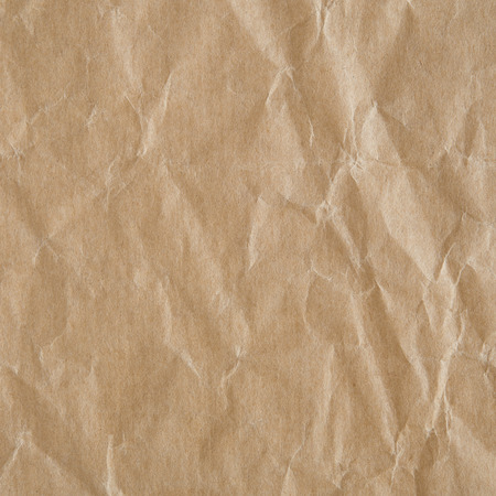 Crumpled eco paper background