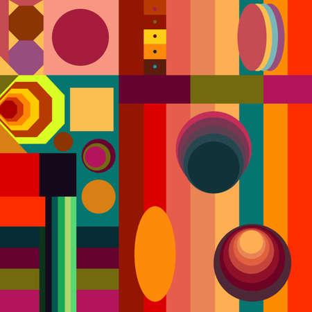 a poetic geometry Illusztráció