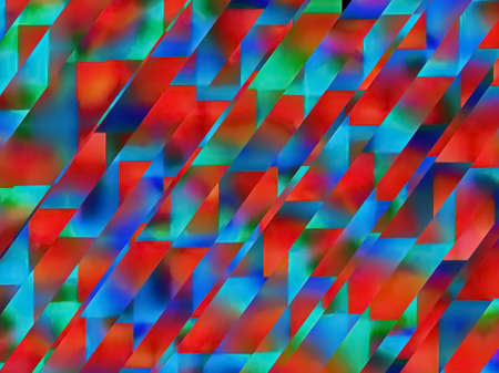 Abstract graphic background. Digital geometric style.