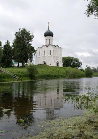 nerl: Church of the Intercession on the Nerl