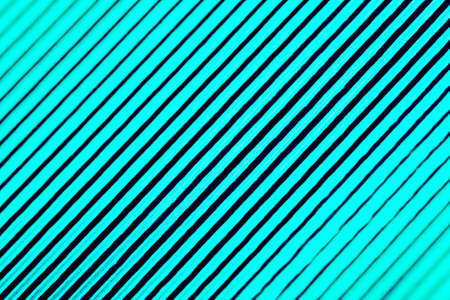 Abstract stylish geometric background. Growing diagonals. Trendy mint color.