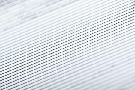 Abstract stylish white and black geometric background. Growing diagonals.