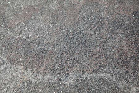 close up of Dark Grey Seamless. Black and white stripe Granite texture decorative. Stone background Standard-Bild - 130572236
