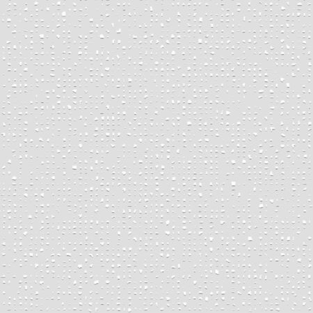 Gray vector background with a rough texture. Vector gray background with small fragments